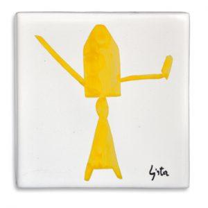 openonlus-bomboniere-solidali-ceramiche-artistiche-lista-morandiana-gialla