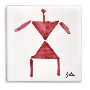 openonlus-bomboniere-solidali-ceramiche-artistiche-lista-morandiana-rossa