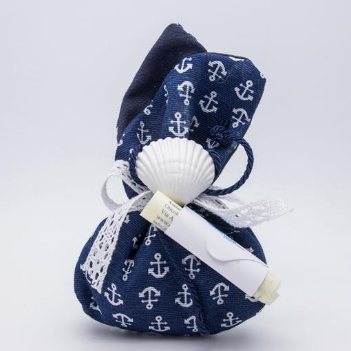 openonlus-bomboniere-solidali-sacchetto-blu-cotone-ancore