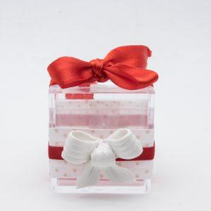openonlus-bomboniere-solidali-scatolina-nastro-raso-rosso